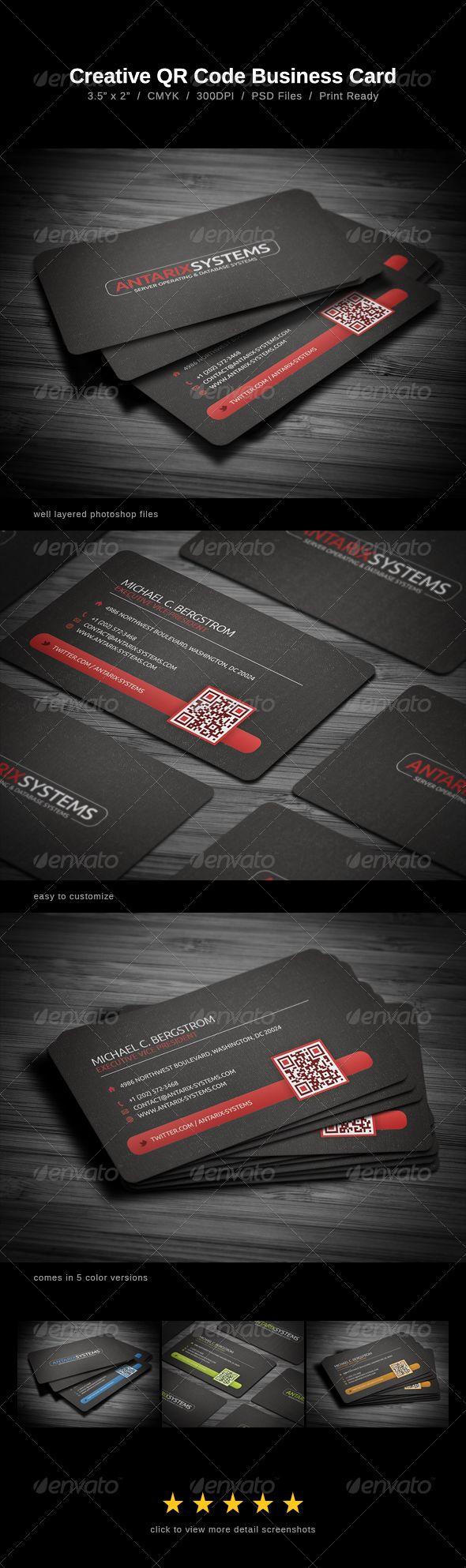 Best 25 qr code business card ideas on pinterest sample creative qr code business card business card template psd download here http magicingreecefo Images
