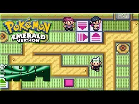 Pokemon Emerald Walkthrough (2013 Edition) Part 89: Trick House Pt. 7 (+...