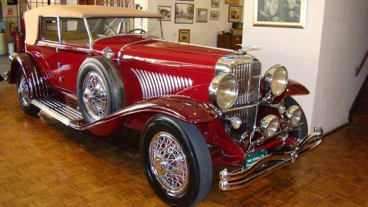 1931 Duesenberg Series J Murphy Convertible Sedan for sale   Hemmings Motor News