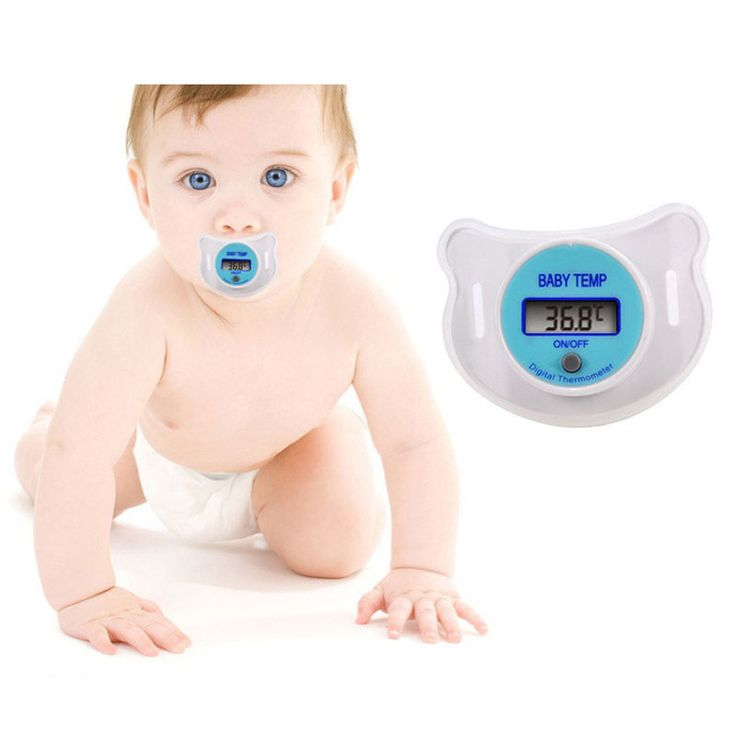 0-4years pacifiers for babies baby nipples comfort electronic mouth thermometer double use safety pacifier christmas gift
