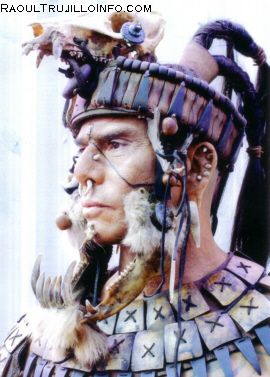 Raoul Trujillo, Apache/Ute