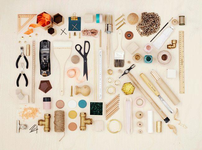 It is a kind of OCD, isn't it.  OK – Omin Käsin DIY Book