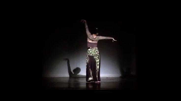Persin dance improvisation Helia Bandeh, Dastan Ensemble& parisa رقص ایر...