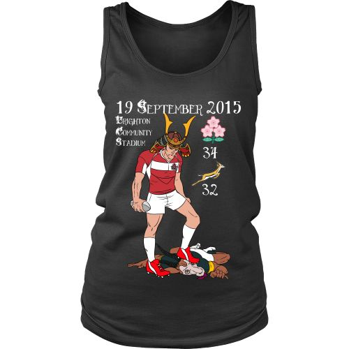 Rugby World Cup 2015 - Japan's Triumph - Tank (Women)