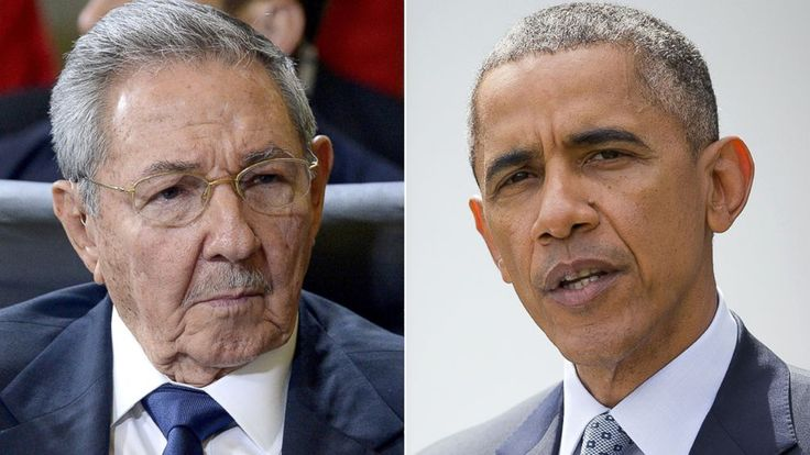 PHOTO: President Obama and Cuban leader Raul Castro will both attend the seventh Summit of the Americas in Panama City, Panama this week.
