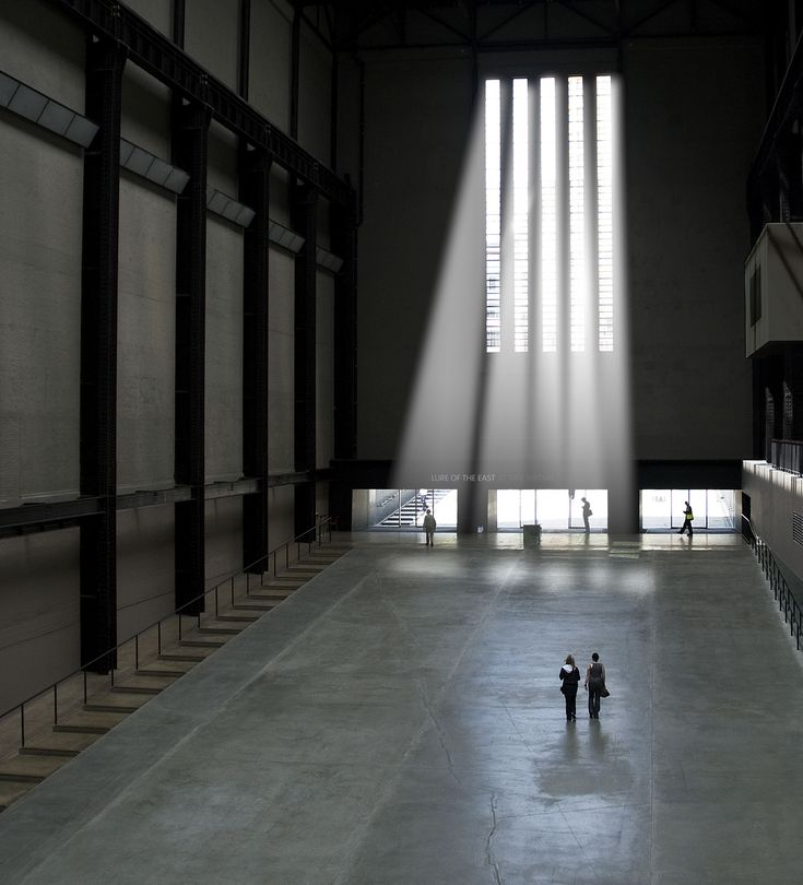 The Tate Modern in London: I love this museum!