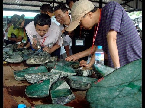 Myanmar exported 1,412.887 tonnes of raw jade stones worth US$305.779 million in the 2015-2016 fiscal year and 475.096 tonnes of raw jade stones worth US$53.016million in the 2016-2017 fiscal year through Muse 105th Border trade zone.