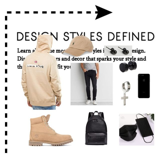 """""""Jackson Wang inspired"""" by mermerjulia on Polyvore featuring Good For Nothing, Timberland, Polo Ralph Lauren, American Eagle Outfitters, West Coast Jewelry, ASOS, Reclaimed Vintage, Givenchy, men's fashion and menswear"""