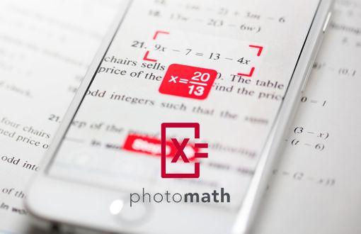 Aplikasi Photomath Alat Bantu Hitung Lewat Kamera
