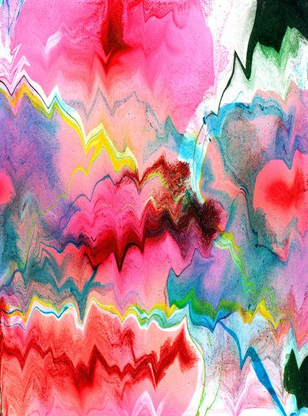 Seismograph Art Print by Aaryn West