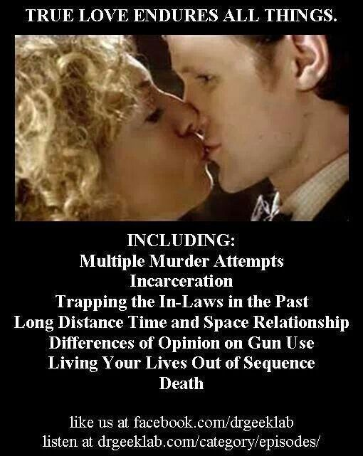 Lol doctor who love story