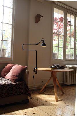 lampe de table n 211 311 lampe d 39 architecte base tau lampe gras dcw ditions. Black Bedroom Furniture Sets. Home Design Ideas