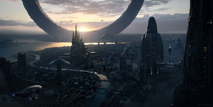 THE FUTURE MUCH BETTER THEN 21ST CENTURY...WHAT WOULD YOU DO TO LEAVE IS THIS NEW WORLD