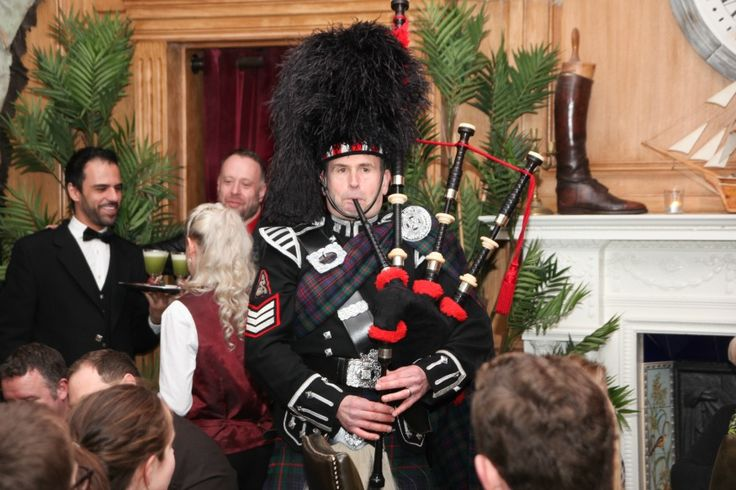 Where To Celebrate Burns Night In London 2016 - Shake out your sporran, it's time for a wee celebration of Robbie Burns.