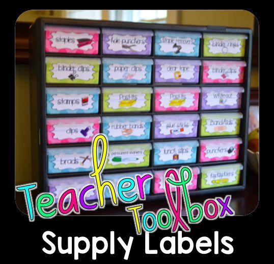 17 best ideas about teachers toolbox on pinterest school