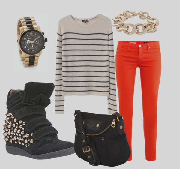"""Sneakers"" by agoscaretto on Polyvore"