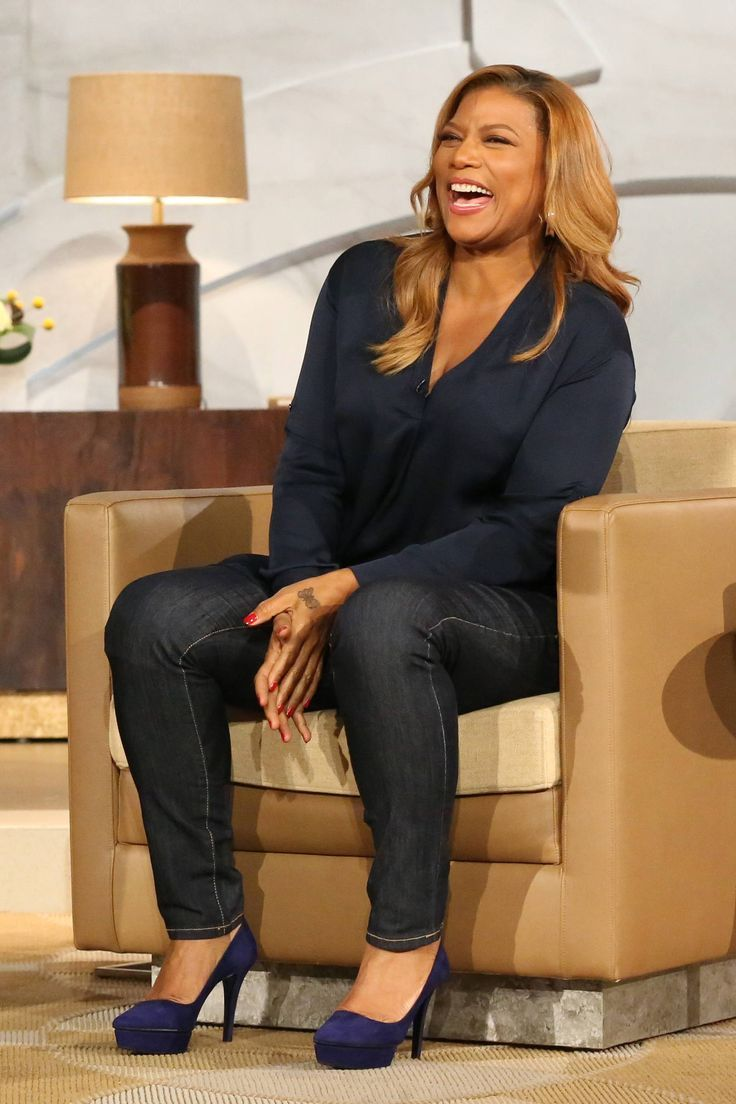 pictures of queen latifah in pants\ | visit queenlatifah com