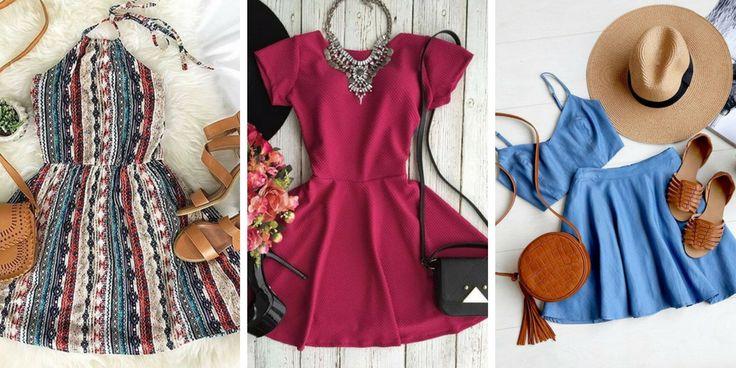 30 wunderschöne Damen Konfektionskleidung