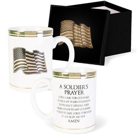 Soldiers Prayer, Mug with Gift Box