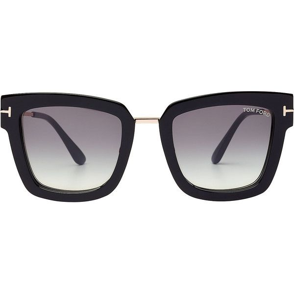 a9d3e555ca78 Tom Ford Statement Sunglasses ( 410) ❤ liked on Polyvore featuring  accessories