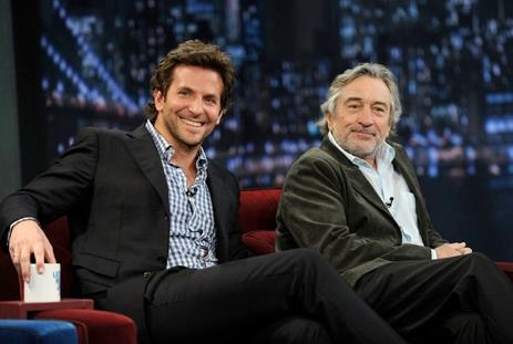 """Bradley Cooper almost played Robert De Niro's son in the film """"Everybody's Fine.""""  on.fb.me/PP0Qf3"""