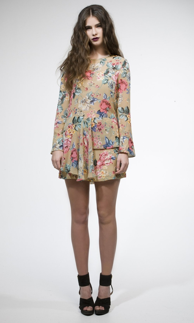 Ruby AW12 Capsule Collection - Layer Dress