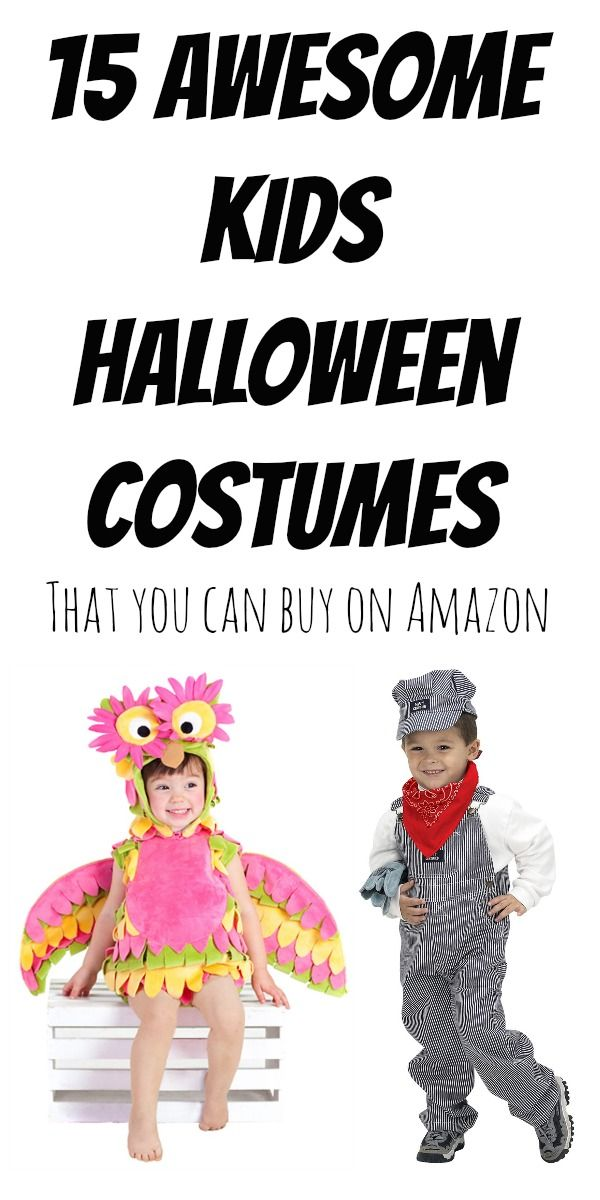 14 spooky diy halloween projects and crafts - Kids Halloween Costumes Amazon