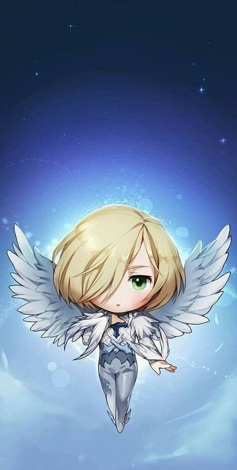 Yuri!!! On Ice (ユーリ!!! On ICE) - Yuri (Yurio) Plisetsky