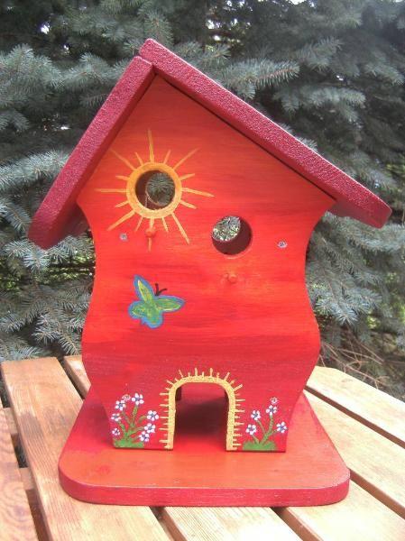 29 best birdhouses images on pinterest birdhouses bird. Black Bedroom Furniture Sets. Home Design Ideas
