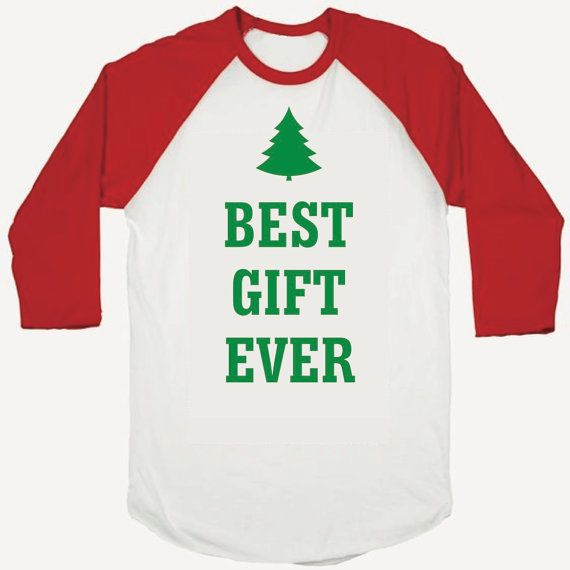 Kids Christmas Outfit, Baby Christmas Outfit, Baby's 1st Christmas Shirt, Best Gift Ever Raglan, Christmas Kids Christmas Shirt