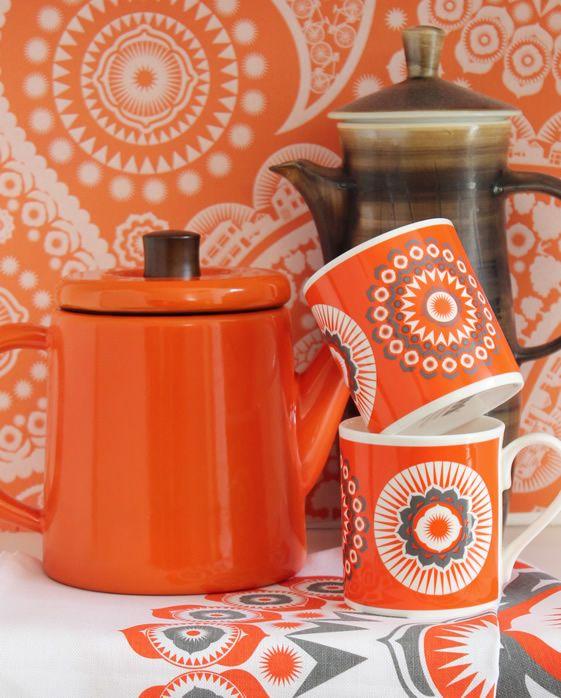 Red Orange Kitchen Ideas: 25 Best Images About Orange Bathroom Decor On Pinterest