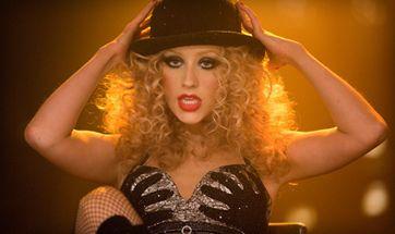 Express Christina Aguilera Christina Aguilera Because