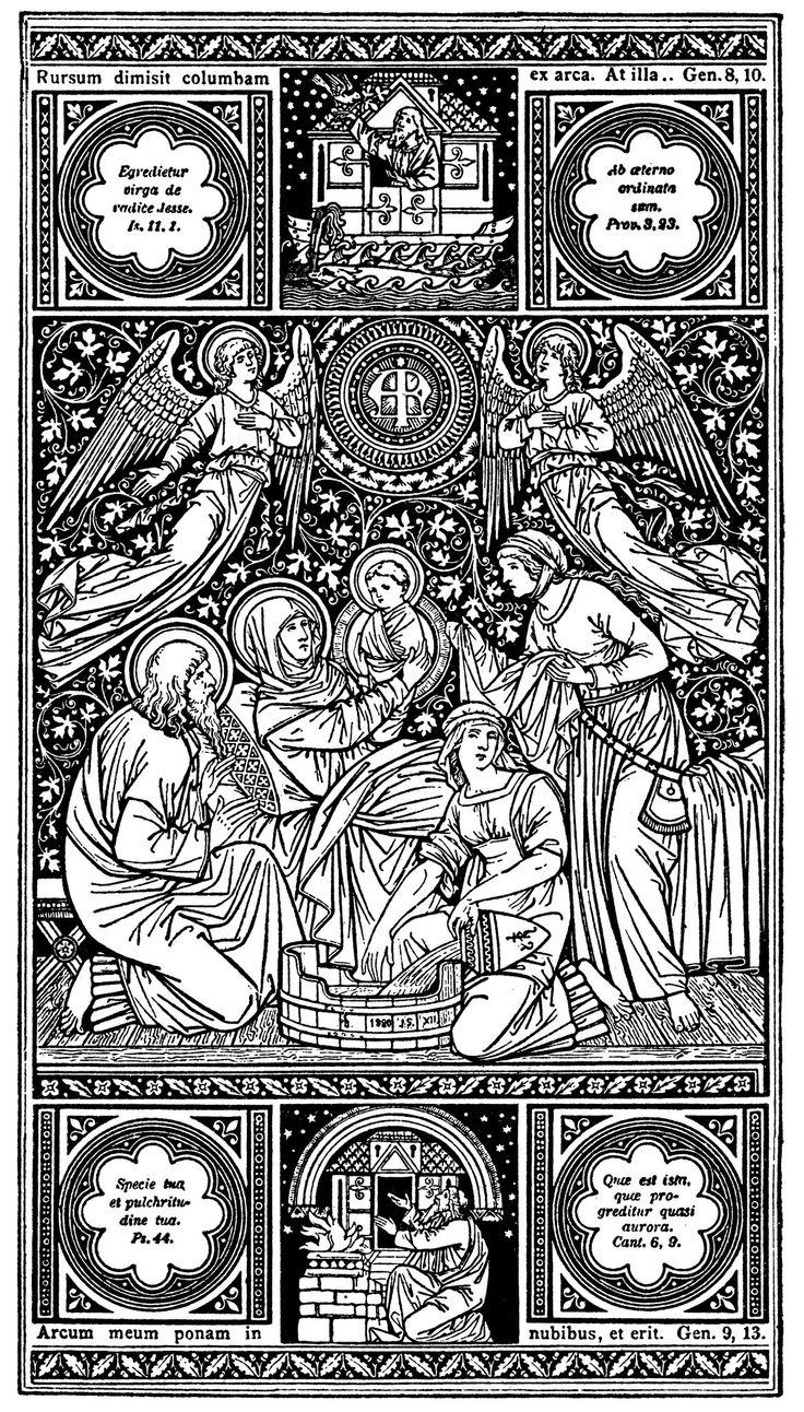 The Line Art : Best images about joyful rosary on pinterest