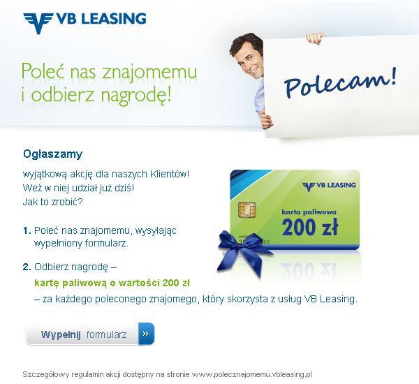VB LEASING - Mailing