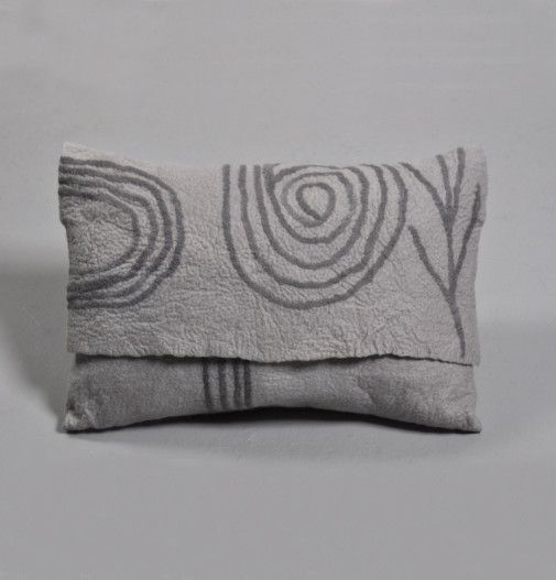 Tikar Cushion | RONEL JORDAAN : WOOL / PASSION / DESIGN / UPLIFTMENT