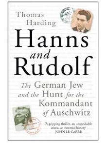 Hanns and Rudolf by Thomas Harding, review - Telegraph.  Excellent,just finished it!!