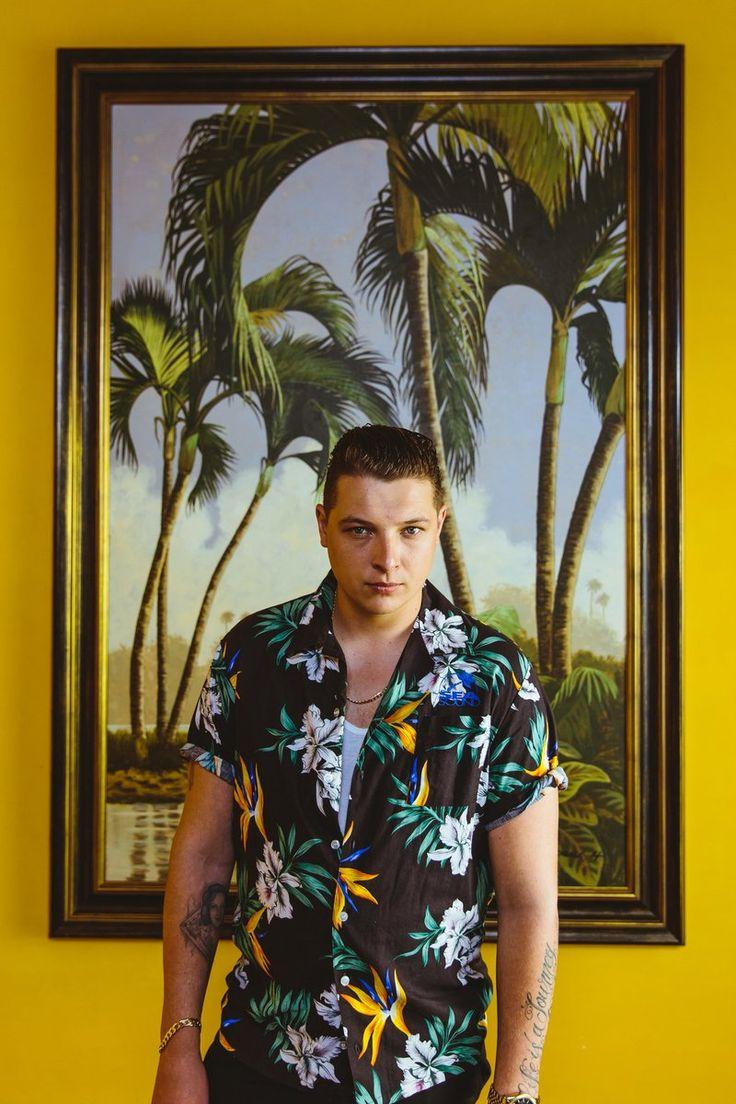I don't know anyone else who can rock a Hawaiian shirt