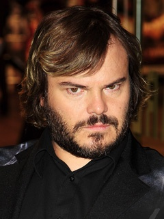 Jack Black is my dream man...I'm totally in love.: