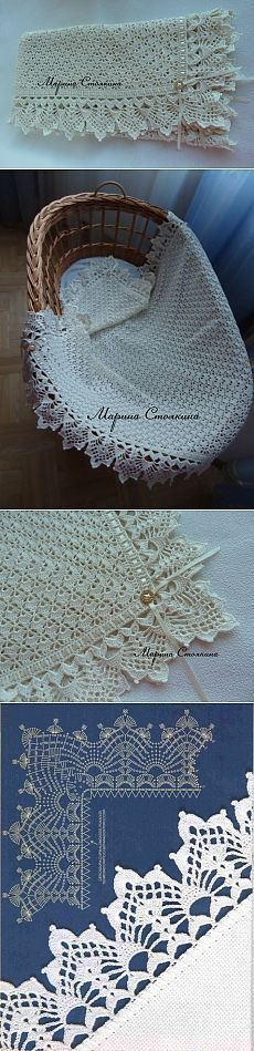 Вязание крючком Крестильный пледик [] #<br/> # #Crochet #Baby #Blankets,<br/> # #Baby #Items,<br/> # #Store,<br/> # #Crocheting,<br/> # #Knitting,<br/> # #Patterns,<br/> # #Coverage,<br/> # #Shawl,<br/> # #Tissue<br/>