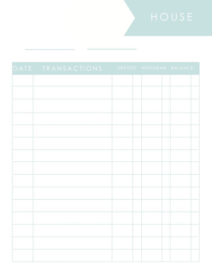 7 best printables images on Pinterest Budget forms, Free - Free Budget Form