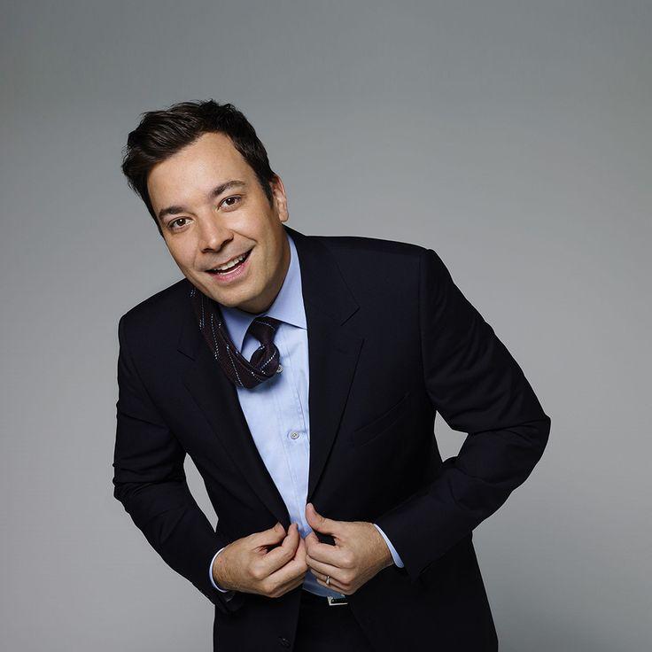 Canal+ programme Jimmy Fallon, la superstar de la déconne à l'américaine. Youpi !...