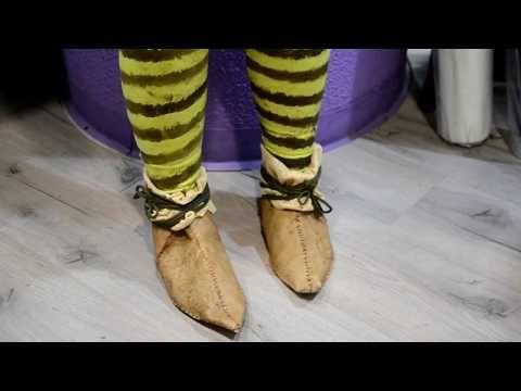 Zapatos de duende - YouTube