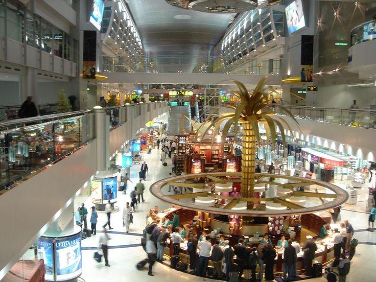 Dubai International Airport ...WOW!