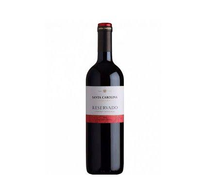 Vinho Santa Carolina Reservado Cabernet Sauvignon 750ml País : Chile Tipo : Tinto Uvas :  Cabernet Sauvignon
