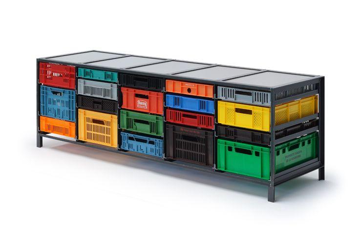 Mark van der Gronden Storage system