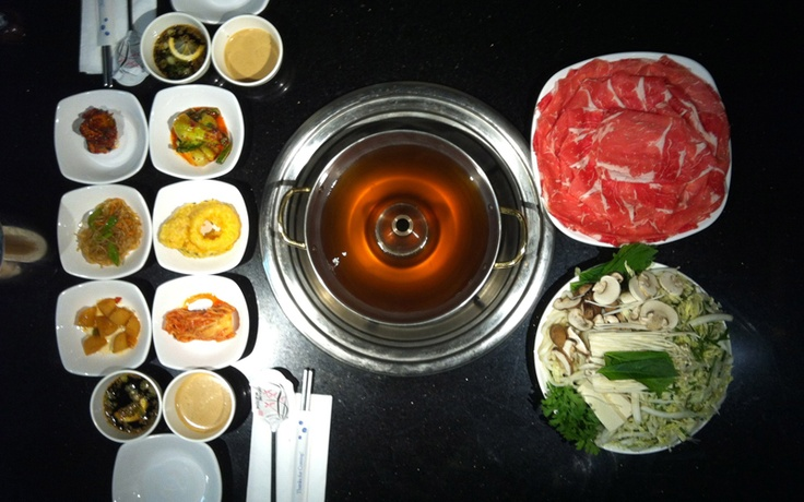 Manna Korean BBQ, 333 S Alameda St, Ste 305, Los Angeles, CA 90013, (Korean BBQ, all you can eat) $$