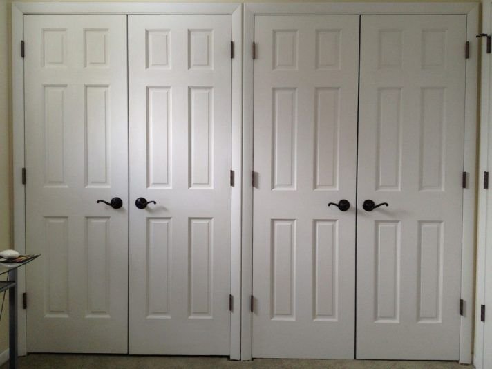 French Closet Doors Lowes Interior Gl Double