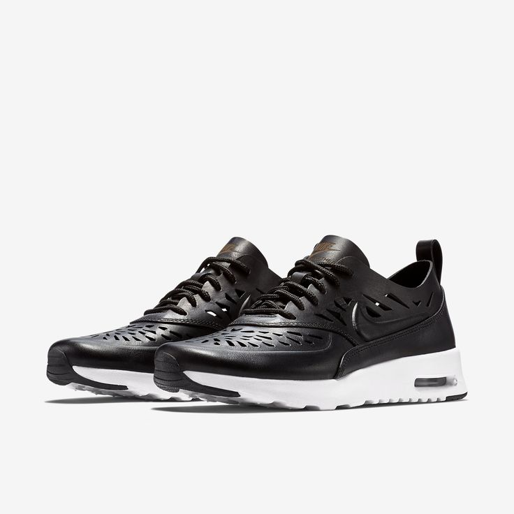 nike air max thea mens trainers dark grey white and royal corsage