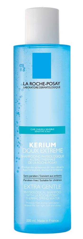 LA ROCHE-POSAY#Kerium bőrnyugtató hatású sampon érzékeny fejbőrre