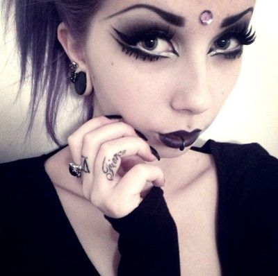 A modern Goth shares her favourite gothic clothing and make-up brands, subcultures and style staples...